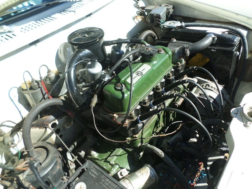 1964 MG 1100 Very good condition extremely rare For Sale (picture 5 of 6)