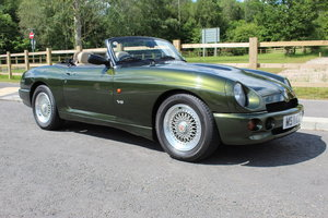 1995 MG RV8 Roadster 30,600 Miles Exceptional Condition SOLD
