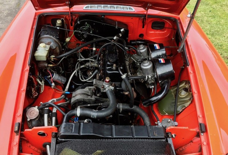 1980 MGB Roadster - Minilites - RESERVED For Sale (picture 3 of 6)