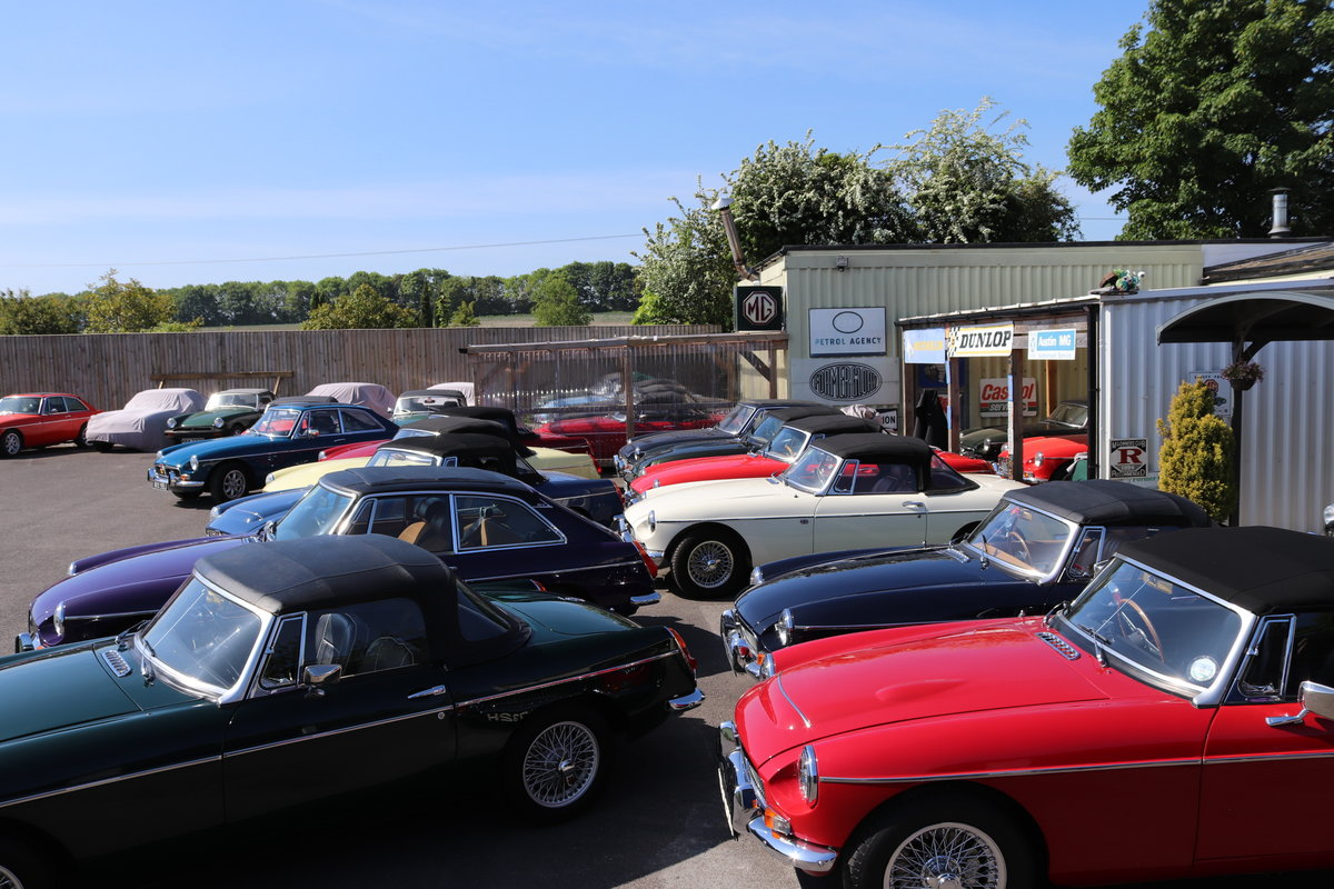 1969 LARGEST MG SALES SELECTION IN THE UK For Sale (picture 1 of 4)