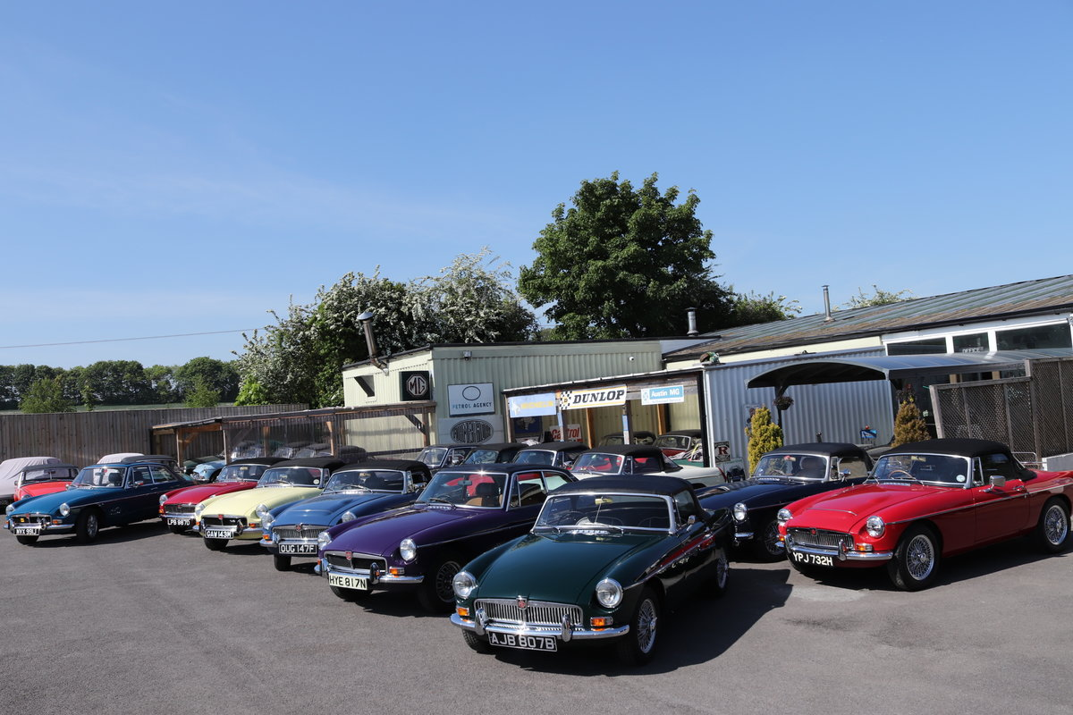 1969 LARGEST MG SALES SELECTION IN THE UK For Sale (picture 2 of 4)