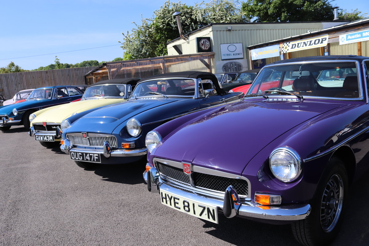 1969 LARGEST MG SALES SELECTION IN THE UK For Sale (picture 4 of 4)