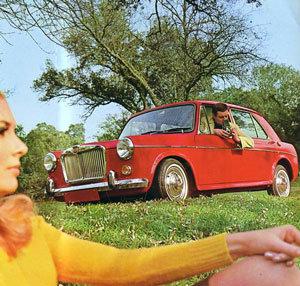 3 CARS! - MG 1100-original condition-never restore