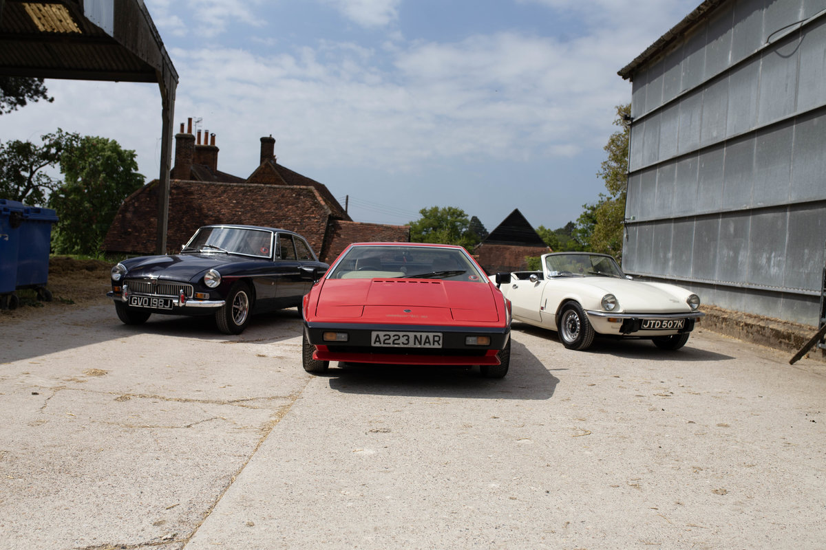 1971 MGB GT for hire in London and Surrey For Hire (picture 5 of 6)