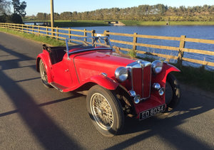 1946  MG TC convertible