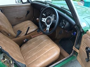 Racing Green Midget great runner
