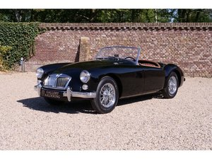 1962 MG A 1600 MK2 Roadster For Sale