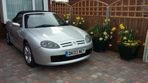Picture of 2003 MG TF 135 Low Mileage For Sale