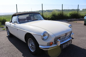Picture of 1964 MGB HERITAGE SHELL BUILT BY OSELLI, UPGRADED SOLD