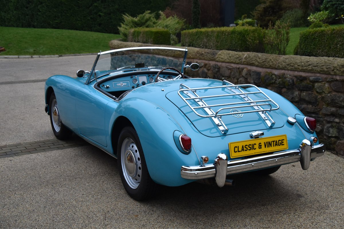 1959 MGA ROADSTER  For Sale (picture 3 of 6)
