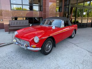 #23330 1965 MGB Roadster For Sale
