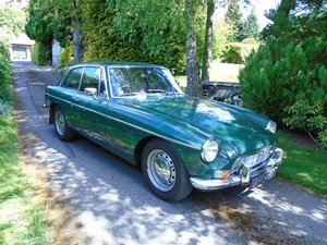 Picture of 1969 MGB GT with Overdrive SOLD