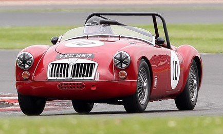 1960 MGA Circuit Race Car - With FIA Papers For Sale (picture 1 of 6)