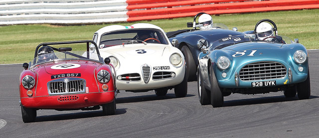 1960 MGA Circuit Race Car - With FIA Papers For Sale (picture 2 of 6)