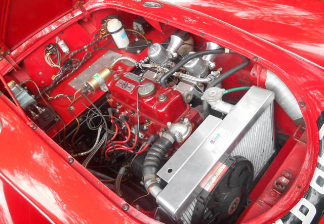 1960 MGA Circuit Race Car - With FIA Papers For Sale (picture 4 of 6)