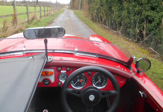 1960 MGA Circuit Race Car - With FIA Papers For Sale (picture 6 of 6)