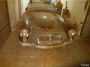 1960 MGA 1600