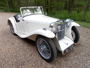 MG PA Midget 1934 Two Seater