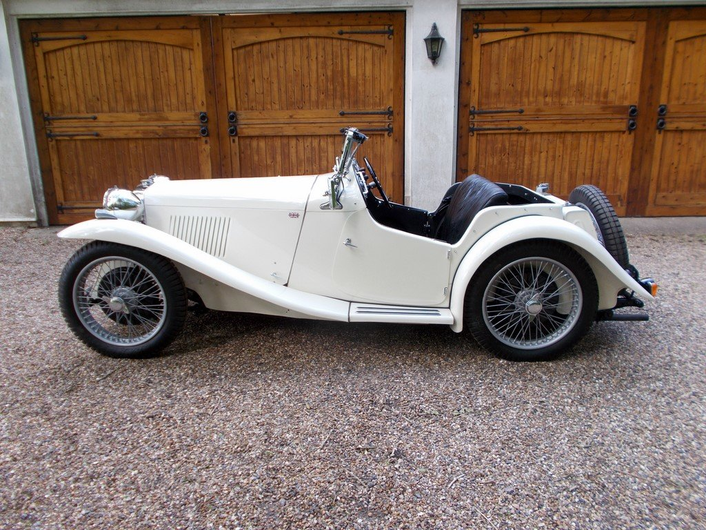 MG PA Midget 1934 Two Seater  For Sale (picture 2 of 6)