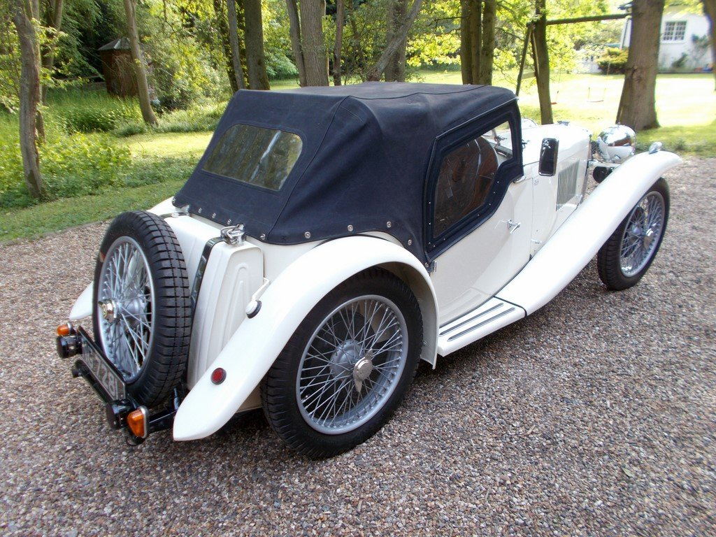MG PA Midget 1934 Two Seater  For Sale (picture 3 of 6)