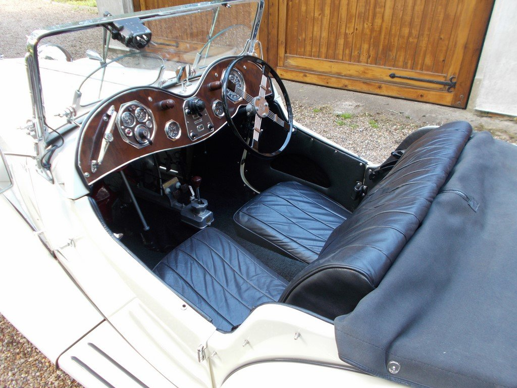 MG PA Midget 1934 Two Seater  For Sale (picture 4 of 6)