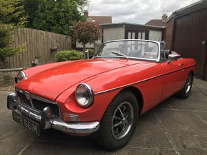 1974 MGB ROADSTER, AMAZING CAR IN NICE CONDITION For Sale