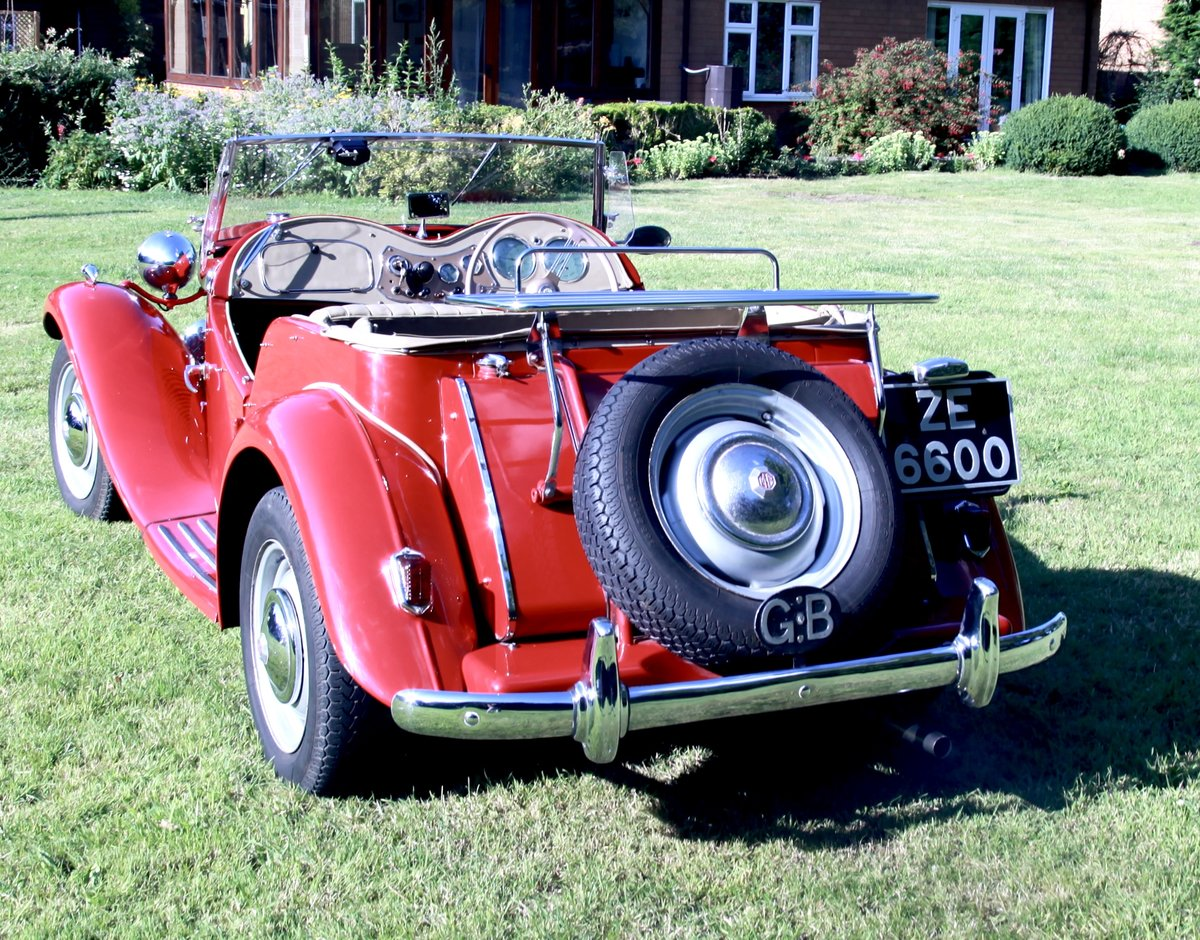1950 MG TD MK1 For Sale (picture 2 of 6)