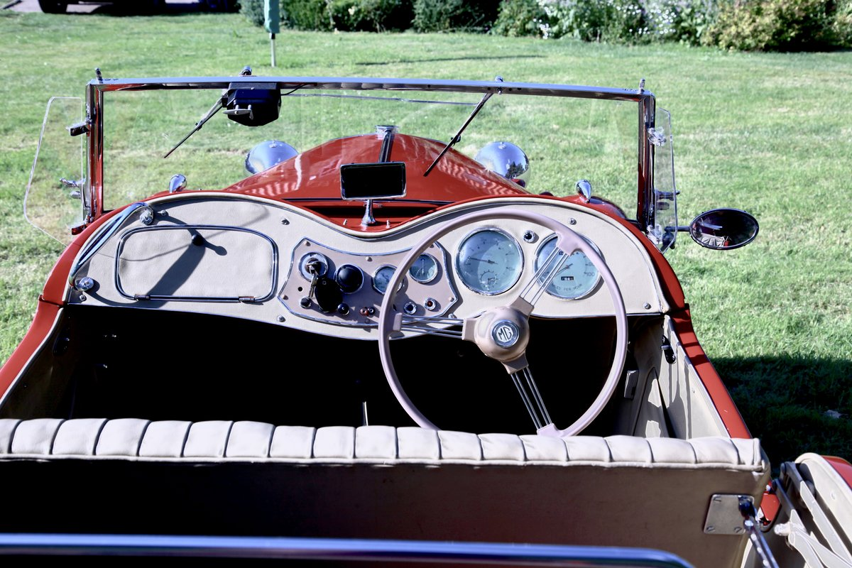 1950 MG TD MK1 For Sale (picture 3 of 6)