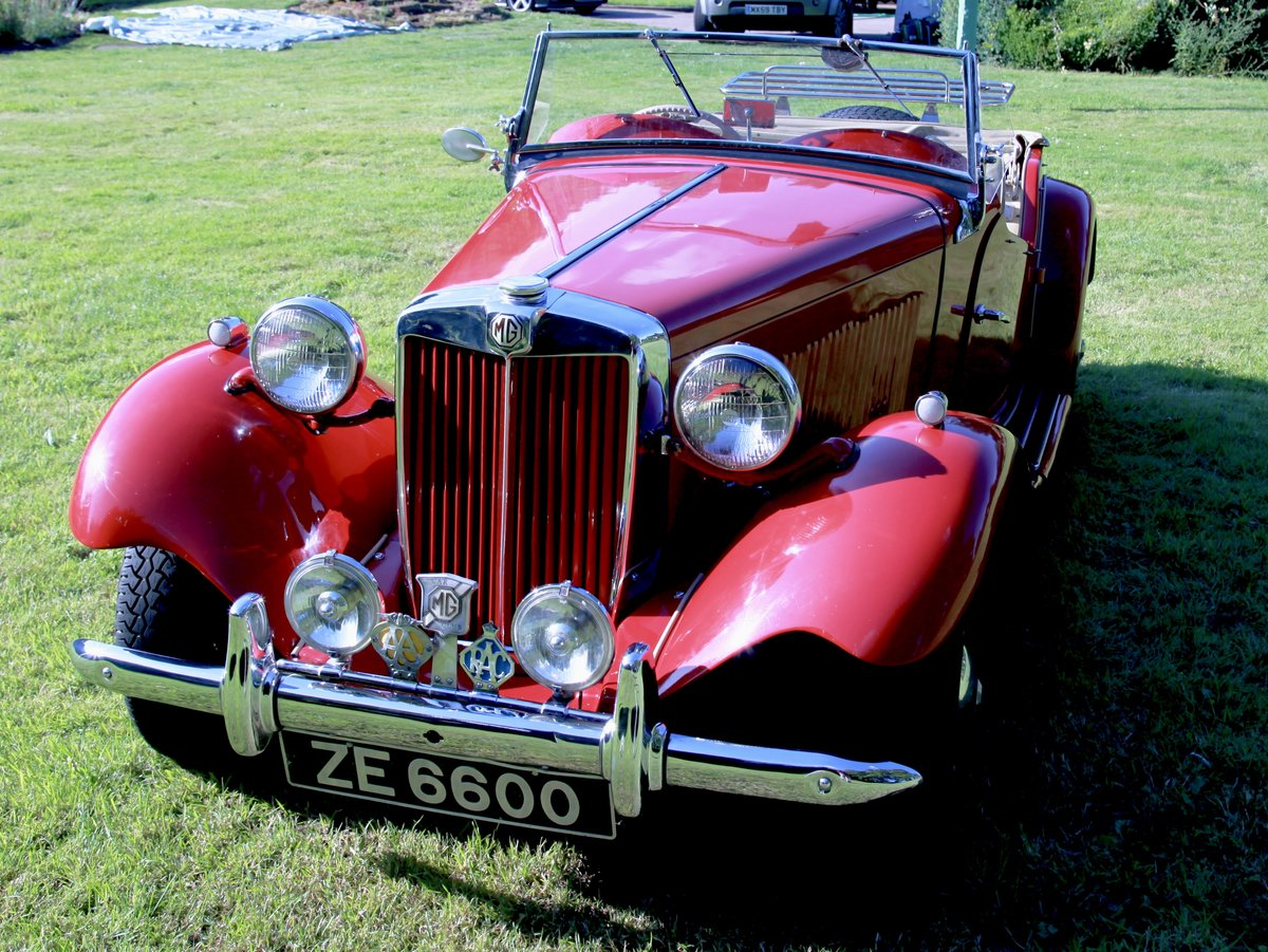 1950 MG TD MK1 For Sale (picture 4 of 6)