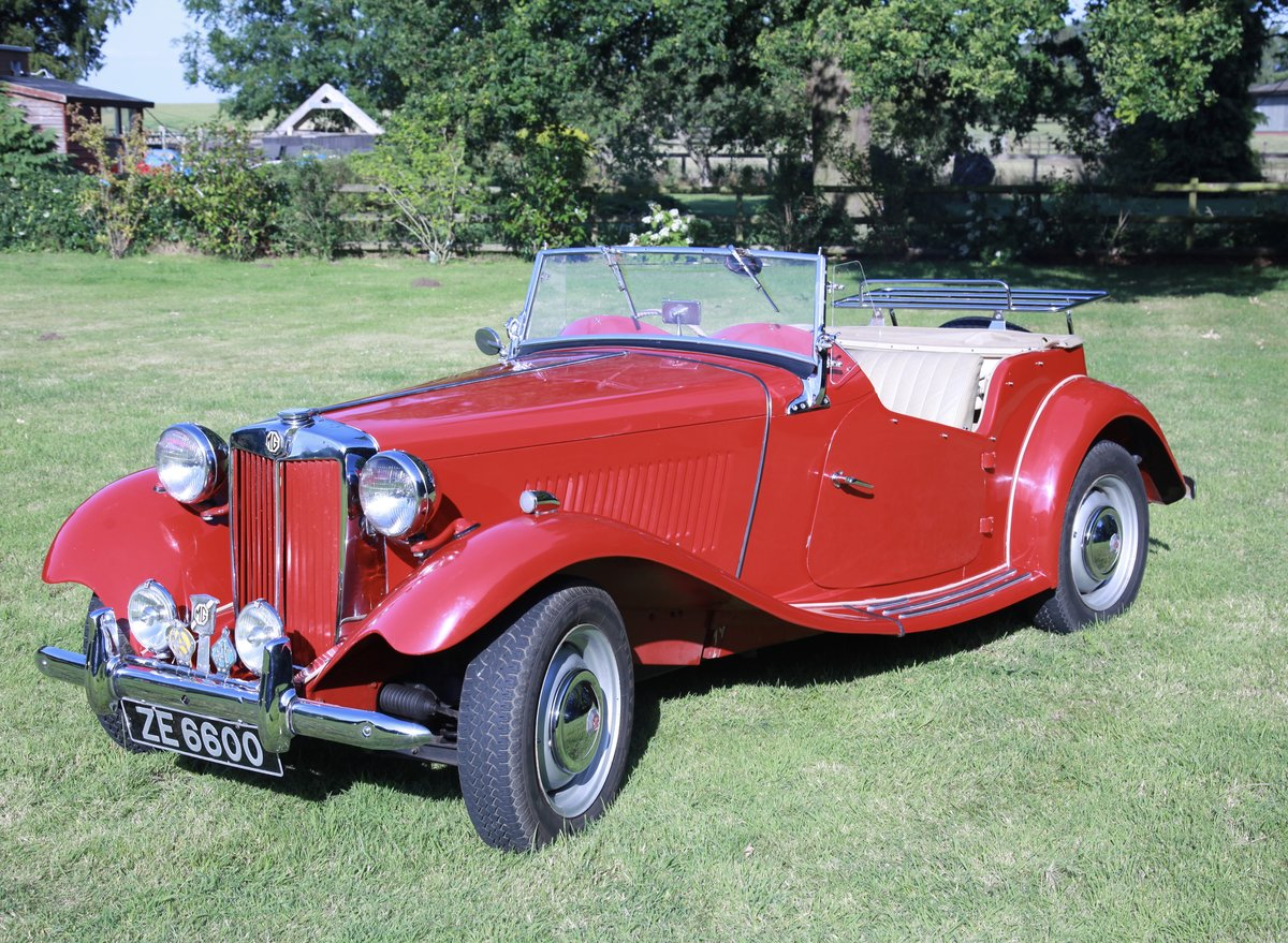 1950 MG TD MK1 For Sale (picture 5 of 6)