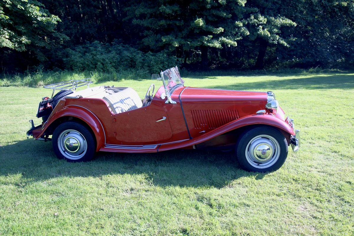 1950 MG TD MK1 For Sale (picture 6 of 6)