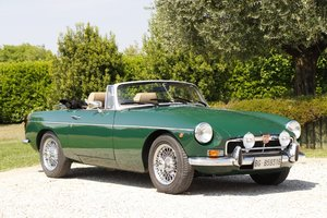 Rich of extras lhd MGB Roadster