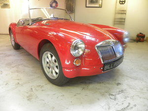 1959 MGA ROADSTER 1.8. FAST ROAD SPEC.