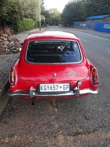 1967 MGB GT MK 1