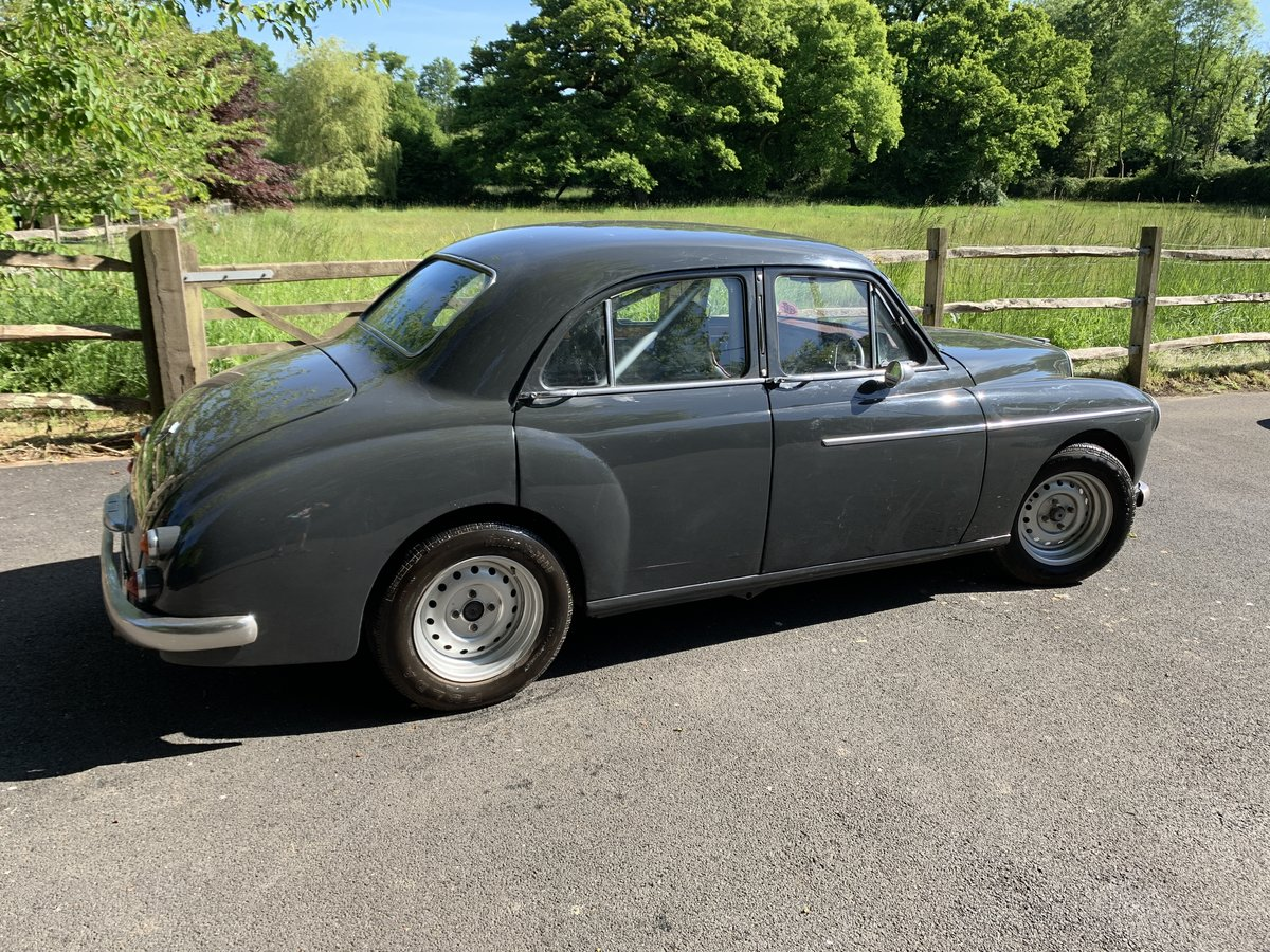 1957 MG Magnette ZB race prepared For Sale (picture 2 of 6)