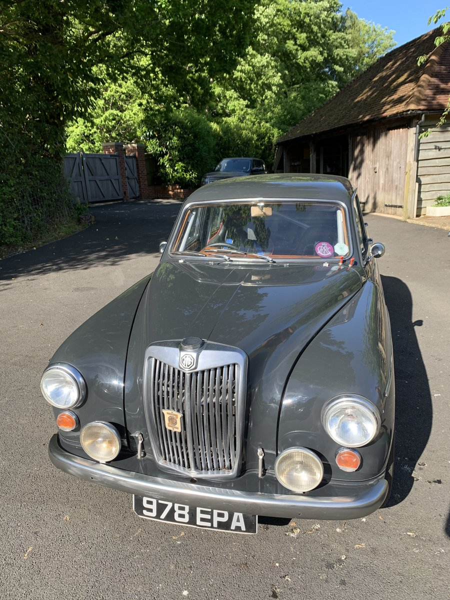 1957 MG Magnette ZB race prepared For Sale (picture 3 of 6)