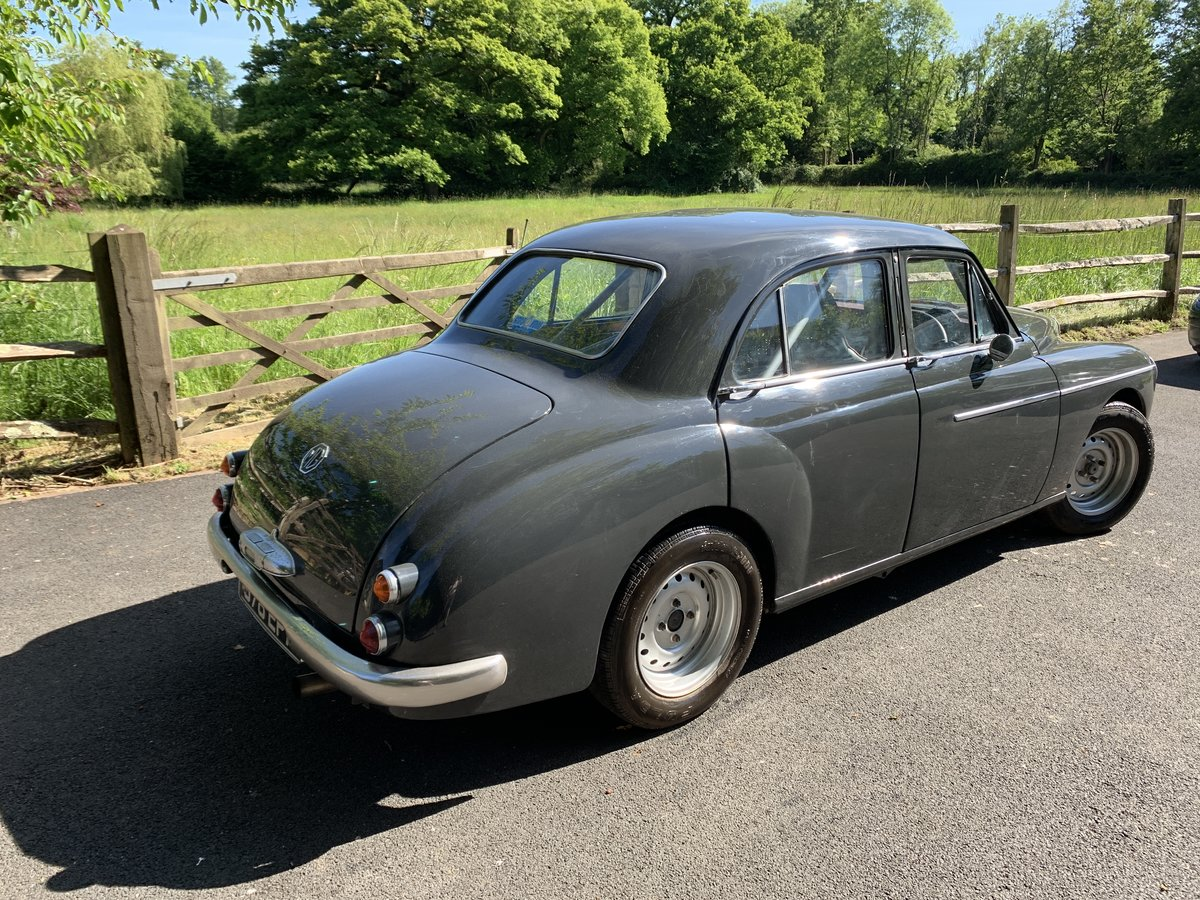 1957 MG Magnette ZB race prepared For Sale (picture 6 of 6)