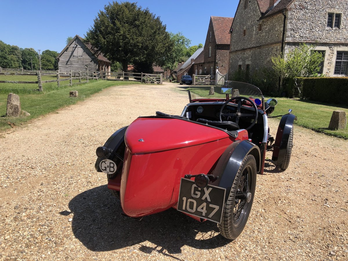 1932 MG 'M' Type Midget - current VSCC Buff Form SOLD (picture 6 of 24)