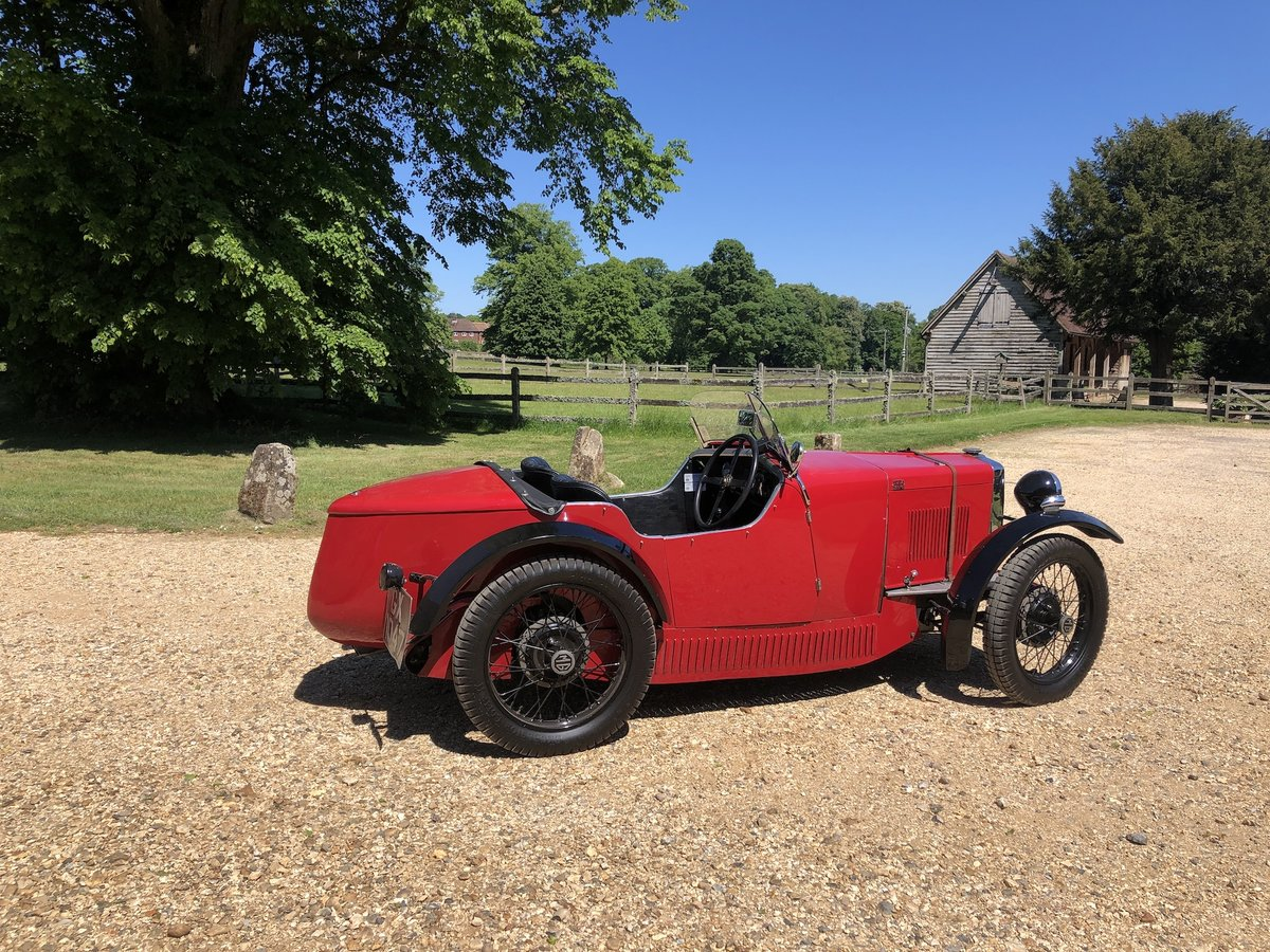 1932 MG 'M' Type Midget - current VSCC Buff Form SOLD (picture 7 of 24)