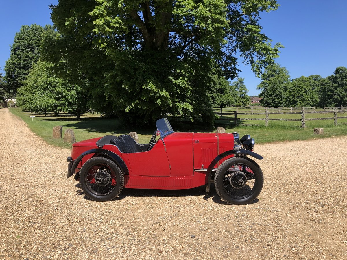 1932 MG 'M' Type Midget - current VSCC Buff Form SOLD (picture 8 of 24)