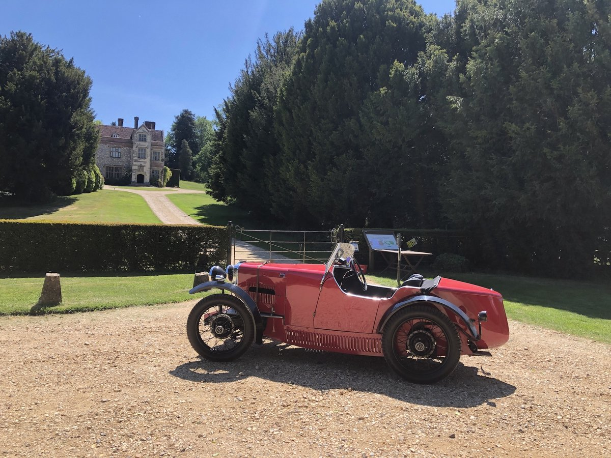 1932 MG 'M' Type Midget - current VSCC Buff Form SOLD (picture 9 of 24)