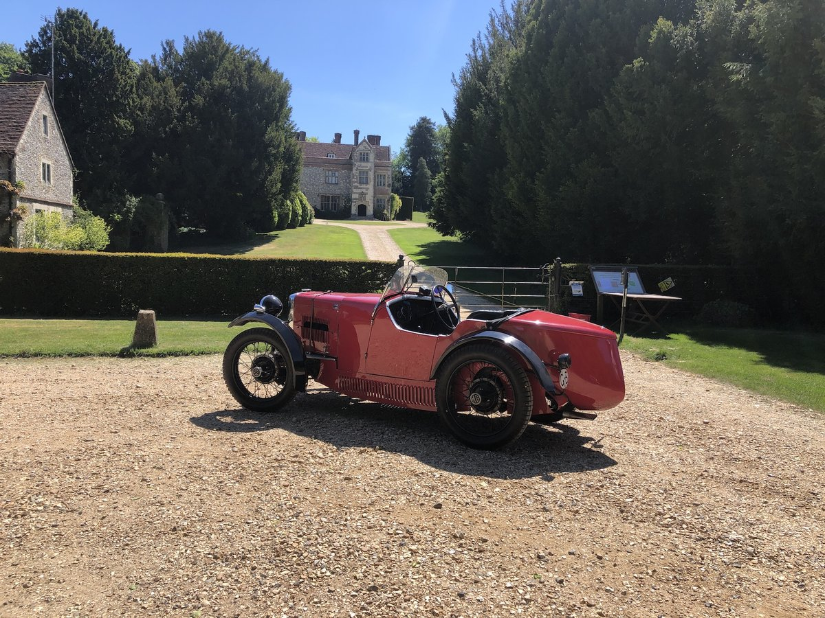 1932 MG 'M' Type Midget - current VSCC Buff Form SOLD (picture 10 of 24)