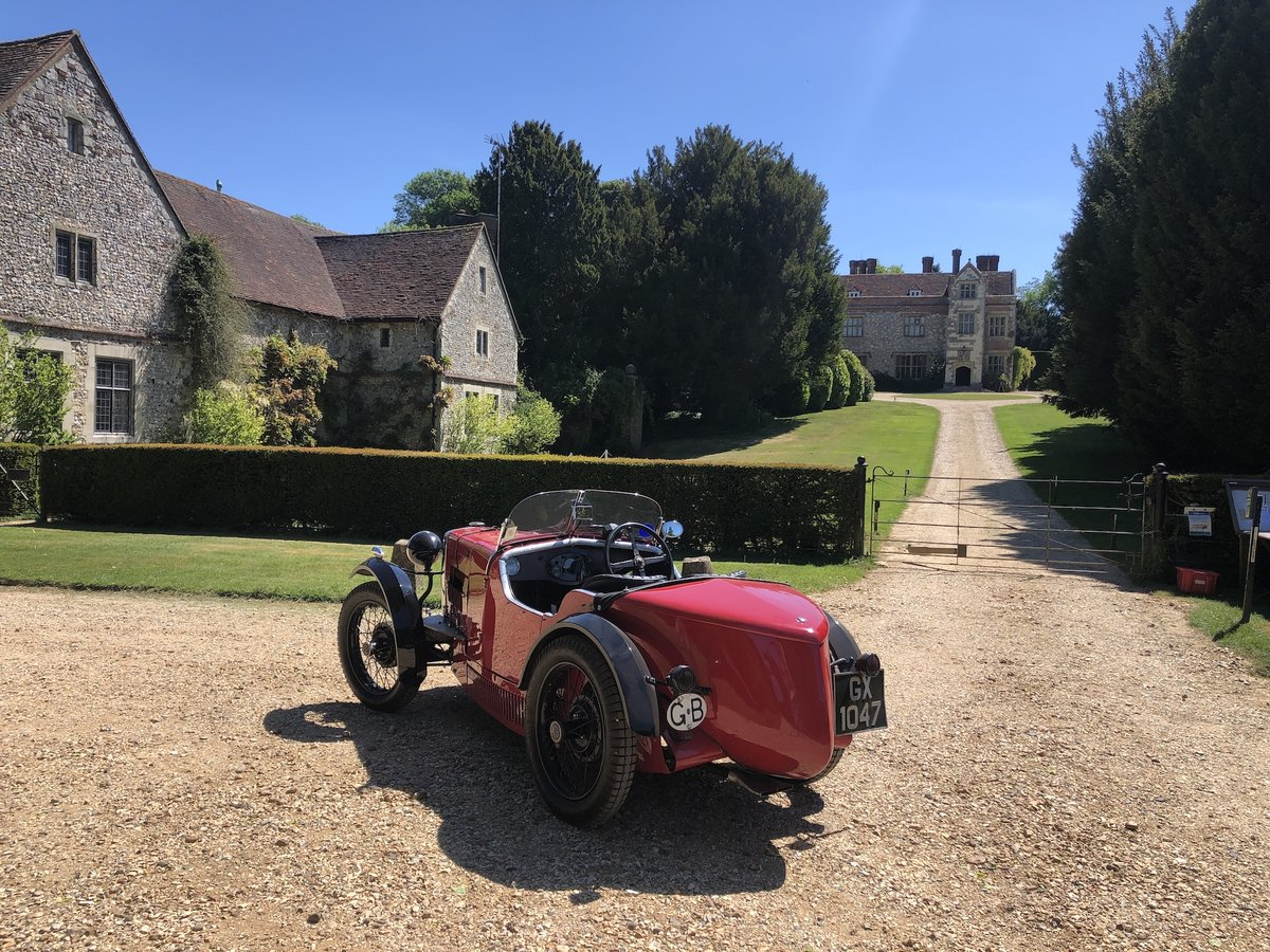 1932 MG 'M' Type Midget - current VSCC Buff Form SOLD (picture 11 of 24)