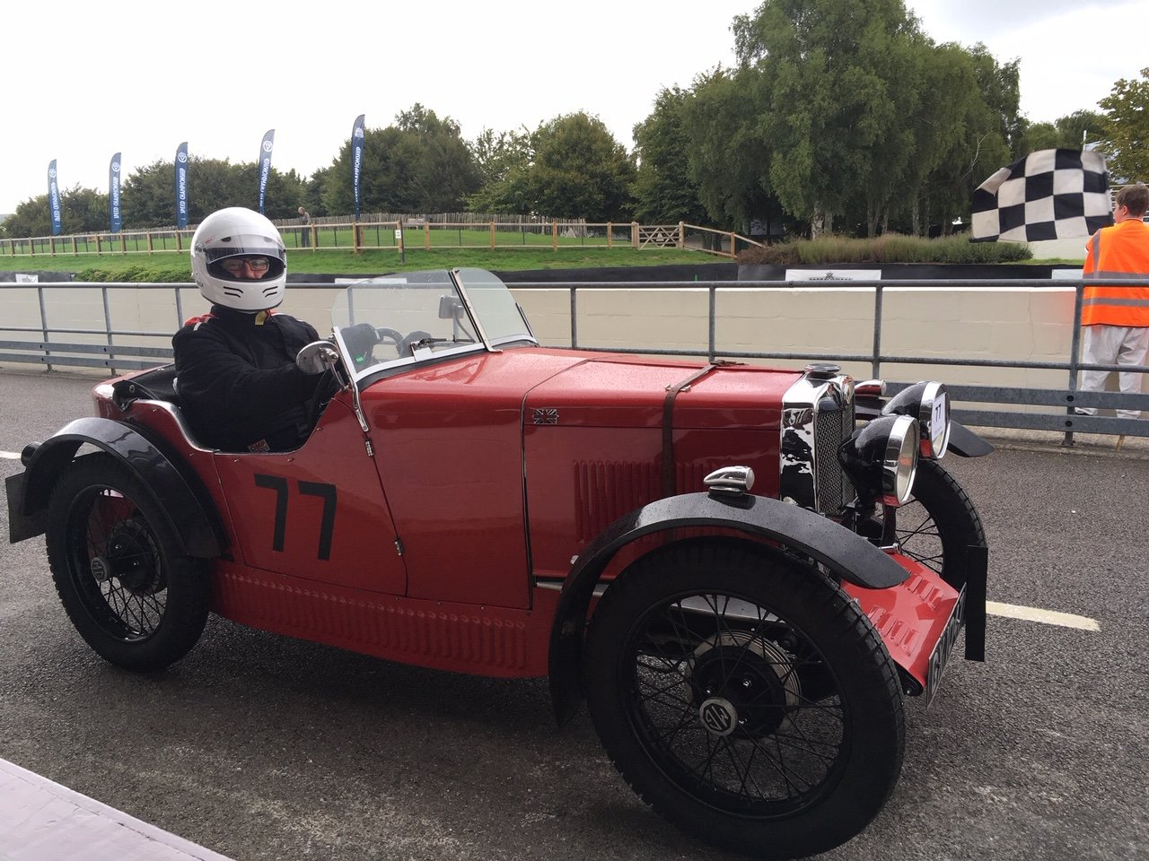 1932 MG 'M' Type Midget - current VSCC Buff Form SOLD (picture 21 of 24)