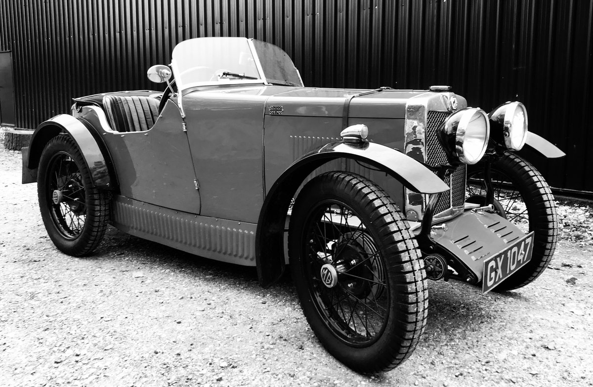 1932 MG 'M' Type Midget - current VSCC Buff Form SOLD (picture 22 of 24)