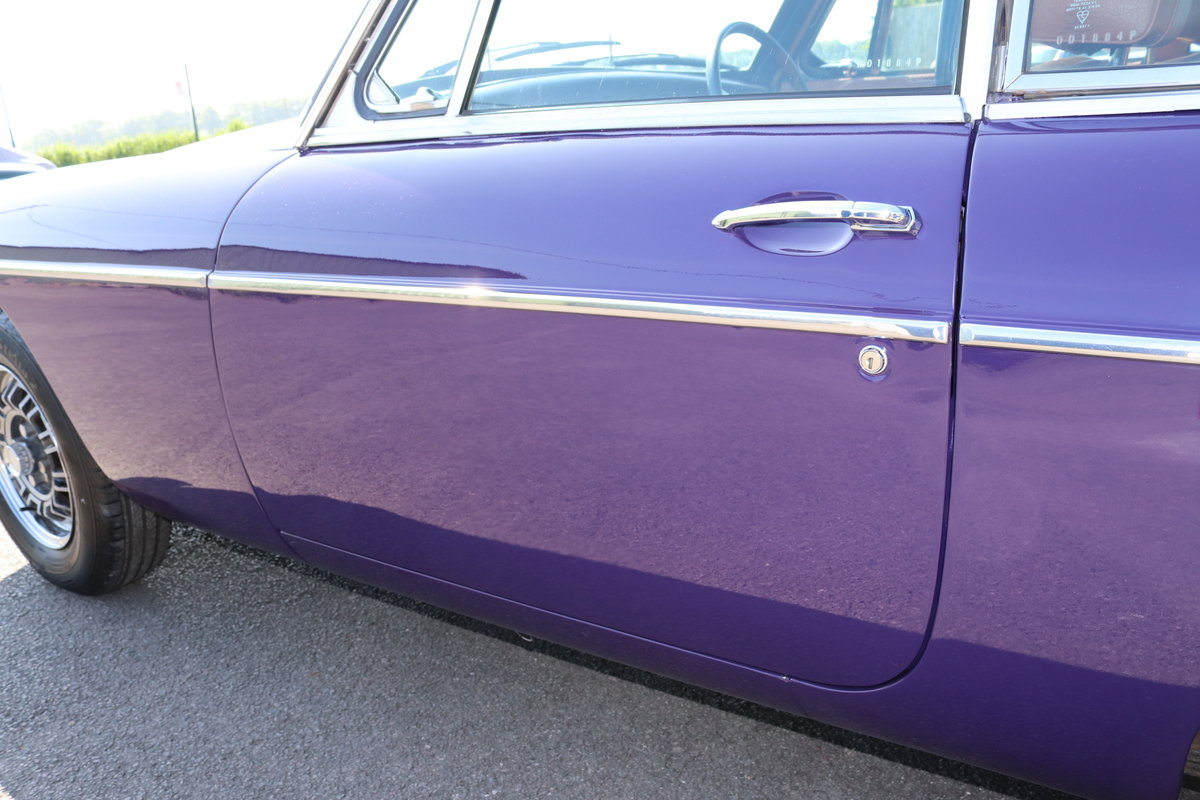 1974 Factory MGB GT V8 in Aconite, 34000 miles from new For Sale (picture 2 of 6)