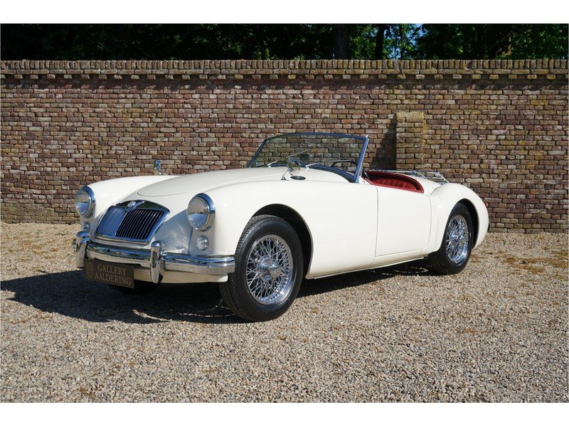 1957 MG A Roadster Beautifully and recently restored For Sale (picture 1 of 6)