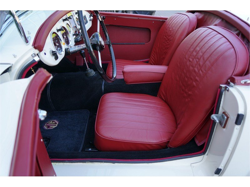 1957 MG A Roadster Beautifully and recently restored For Sale (picture 3 of 6)