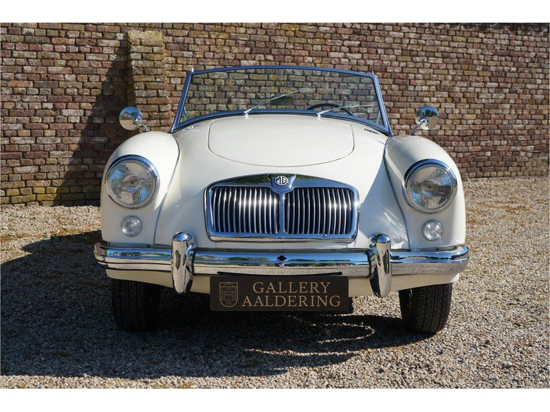 1957 MG A Roadster Beautifully and recently restored For Sale (picture 6 of 6)