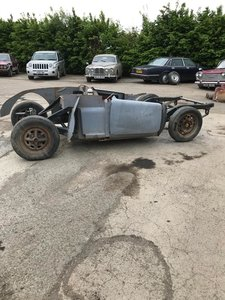 Picture of 1962 MGA Restoration Project Restored Chassis, Parts... For Sale